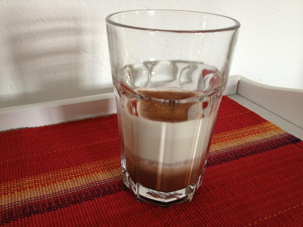 Almond Chococcino