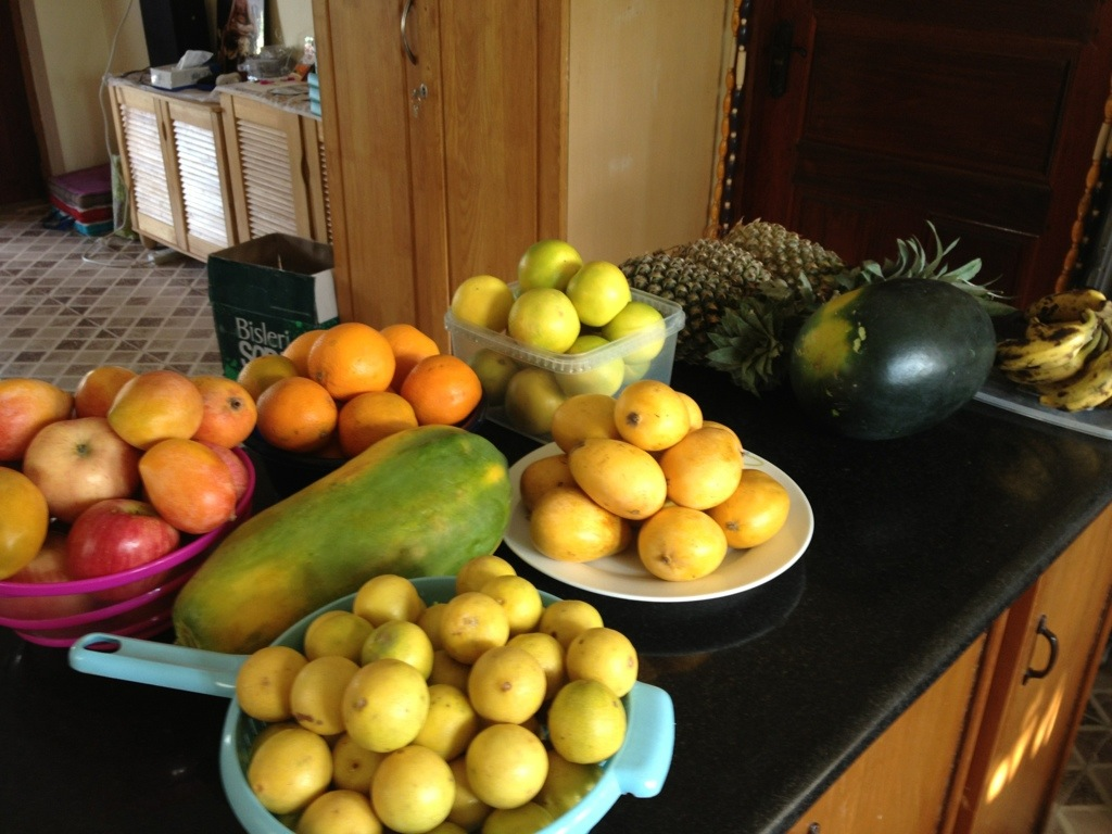 Fruchtshopping