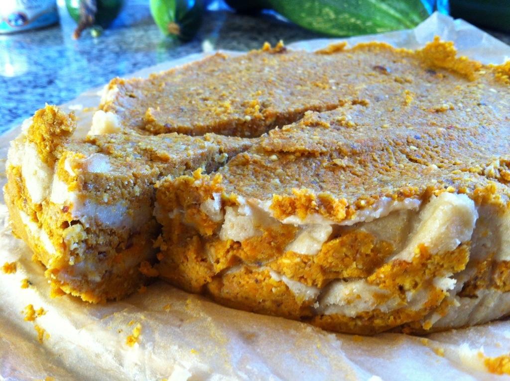 Cremiger Karottenkuchen